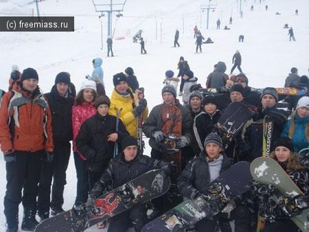 лыжи, спорт, детский дом, глц солнечная долина, в миассе, солнечная долина, зима, снег, обучение, миасс