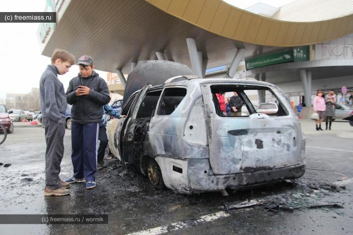 слон, трк слон, сгорела машина у слона, у слона сгорела машина, сгорела приора, авто сгорела, пожар у слона