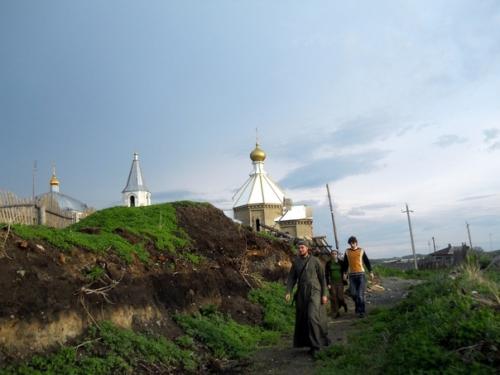 деревня Медведево, недалеко от Миасса