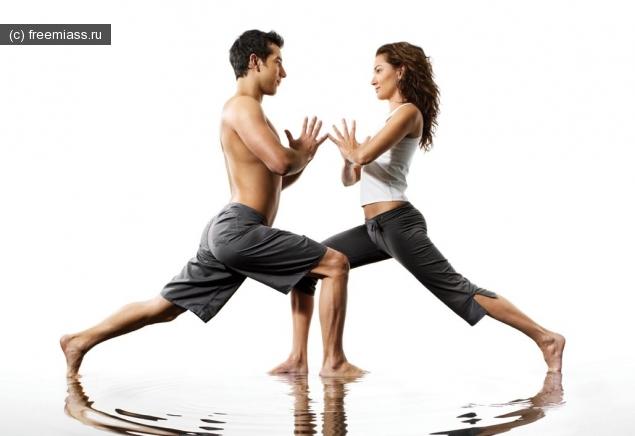 Как совместить занятия по йоге и фитнес