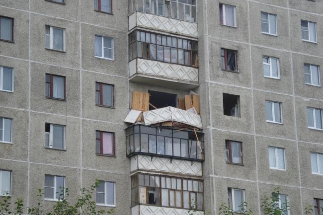 Последствия взрыва жилого дома в Миассе ликвидированы
