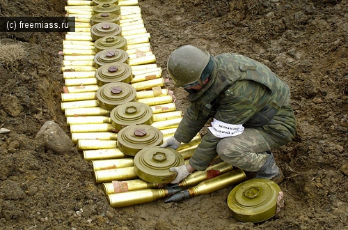 Скоро опять начнет трясти, в Чебаркуле будут продолжат боеприпасы