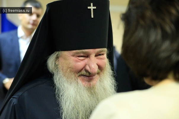 Владыка Феофан встретит Крещение в Миассе.