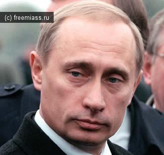 Путин уже в области
