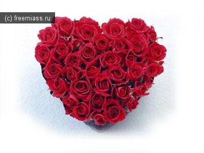 61% россиян не будут отмечать День Валентина