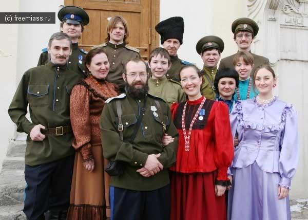 Миасская «Вольница» выступит на сцене Большого театра