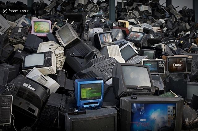 Интернет обогнал ТВ по аудитории