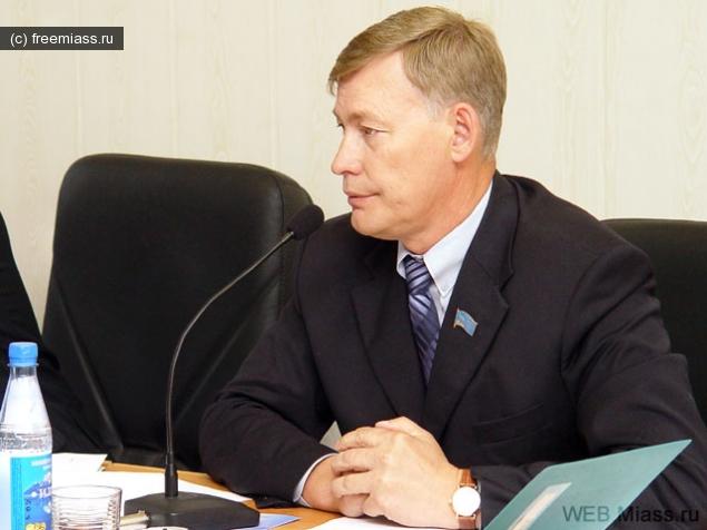 Ардабьевский вошел в состав местного политсовета ЕдРа