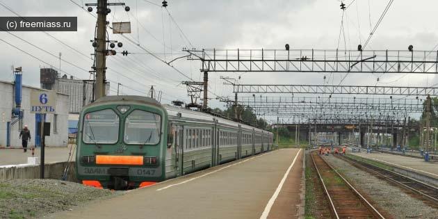 поезд Челябинск - Миасс, электричка миасс, расписание электричек, новости миасс, миасс ру